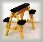 Sawhorse With Pads
